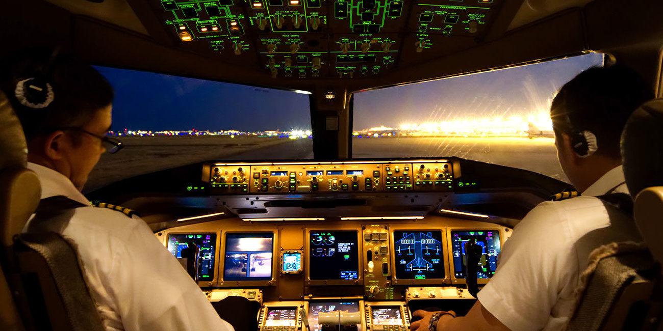 werken als piloot